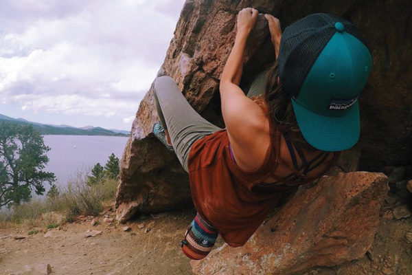 Bouldering Loveland