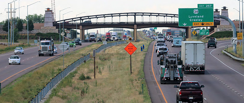 Loveland's I-25 connections due for big changes
