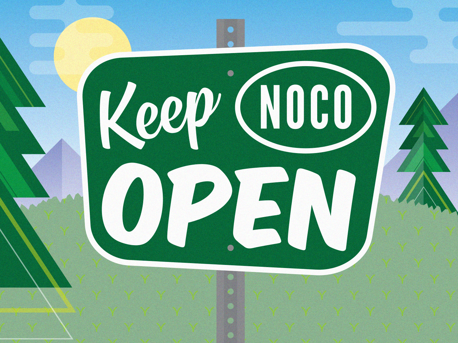 Keep our Businesses Open. Keep NOCO Open.