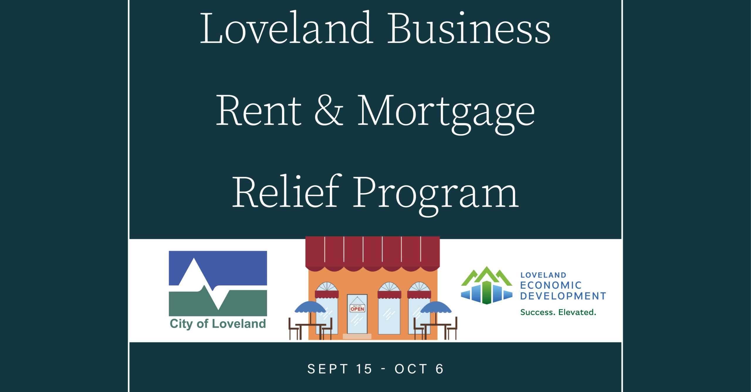 Rent, mortgage aid available to Loveland businesses
